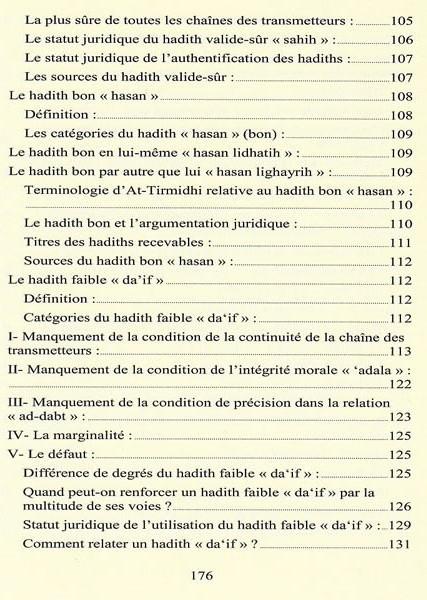 Les sciences du hadith-7334