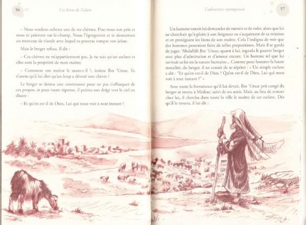 Ces héros de l'islam 30 HISTOIRES DE LA TRADITION MUSULMANE (avec illustration)-7531