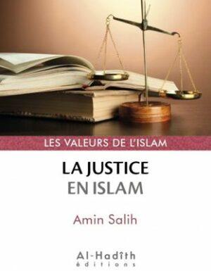 La justice en Islam - Les valeurs de l'islam-0