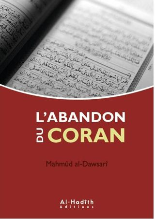 L'abandon du Coran-0