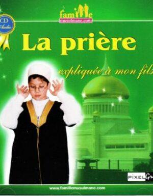 Cd: La Prière expliquée à mon fils-0