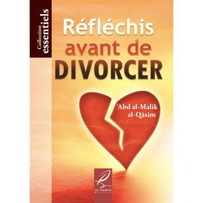 Réfléchis avant de Divorcer-0
