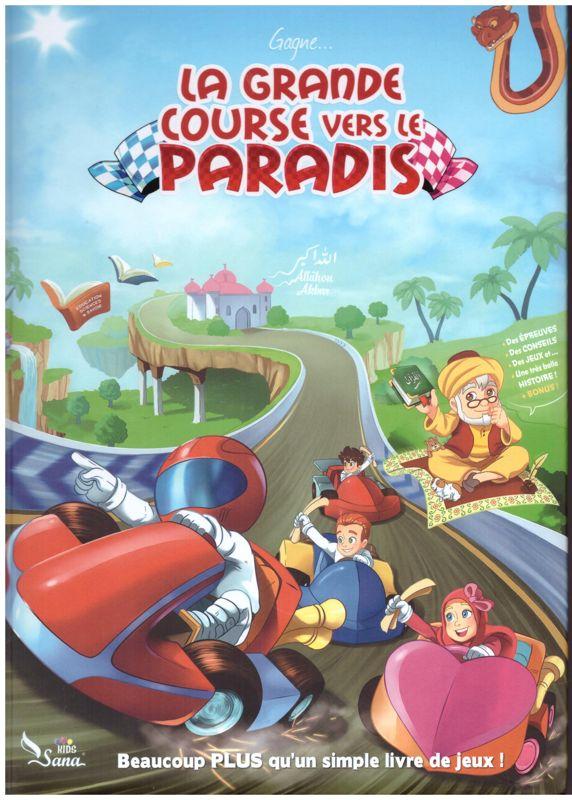 Gagne.... La grande course vers Le Paradis-0