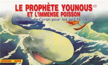 Le Prophète Younous et l'immense poisson-0