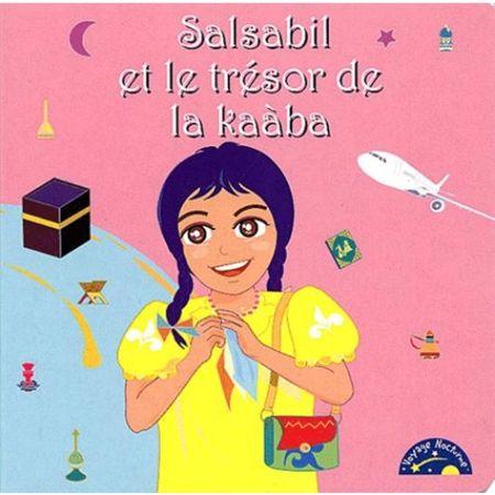 Salsabil et le trésor de la Kaaba-0