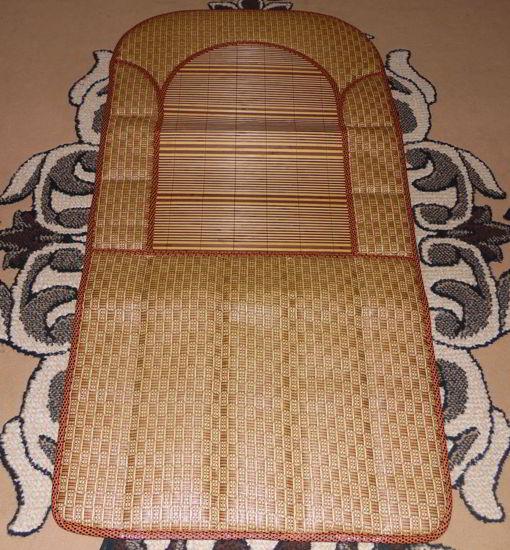 Tapis de prière Bambou naturelle-7889