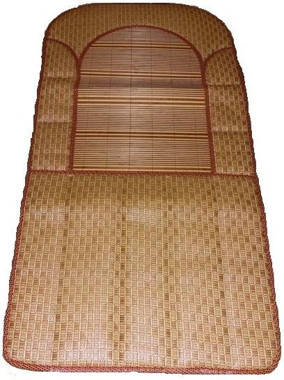 Tapis de prière Bambou naturelle-7899