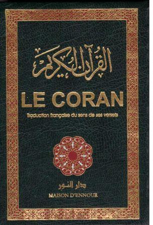 Le Coran traduction française du sens de ses versets (FR) Maison Ennour-7855