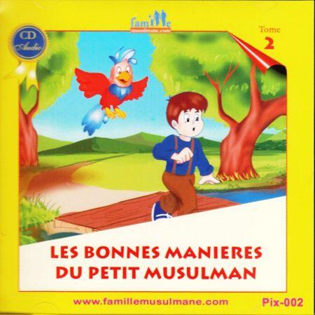 CD Le petit Hicham 2 les bonnes manières du petit musulman-0