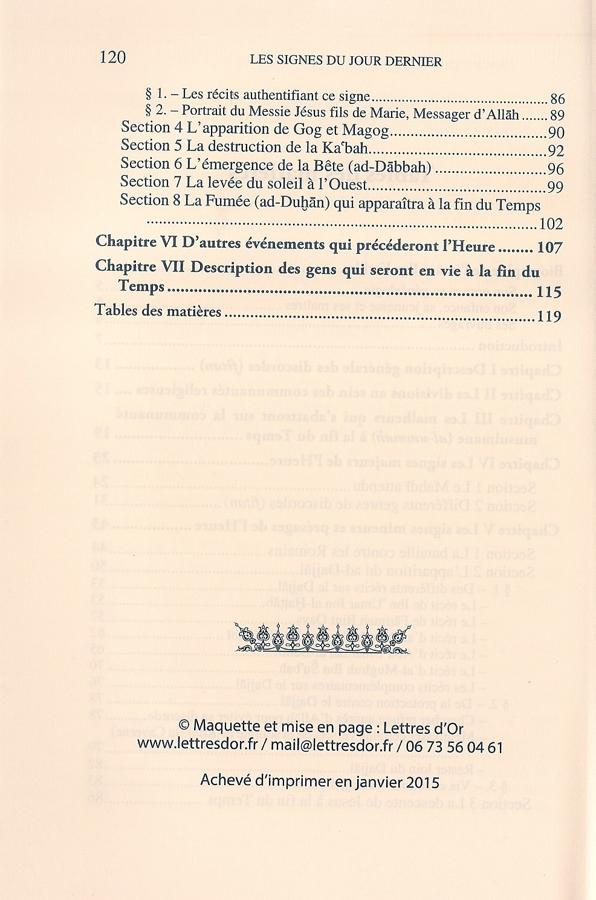 Les signes du jour dernier - Al Bustane-8053