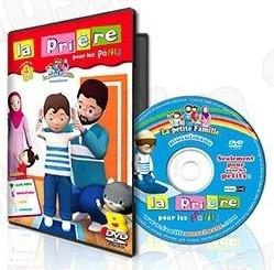 dvd la prière pour les petits, dessin animé 3D-0