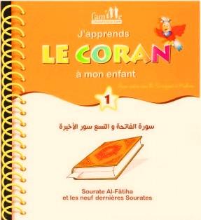 J'apprends le Coran à mon enfant - Tome 1-0
