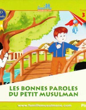 CD Le petit Hicham 3 les bonnes paroles du petit musulman