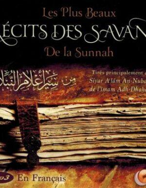 Les plus beaux récits des savants de la sunnah CD MP3 - Islam audio-0