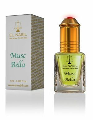 Parfum El Nabil - Musc Bella - 5ml-0