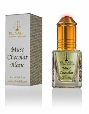 Parfum El Nabil - Musc Chocolat blanc- 5ml-0