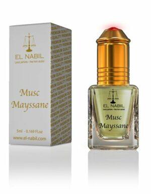 Parfum El Nabil – Musc Mayssane- 5ml – femme –