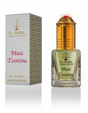 Parfum El Nabil – Musc Tesnime – 5ml