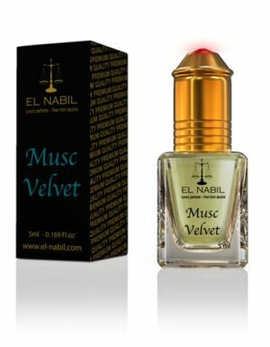 Parfum El Nabil – Musc Velvet – 5ml
