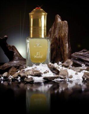 Parfum El Nabil – Musc Yassine- 5ml