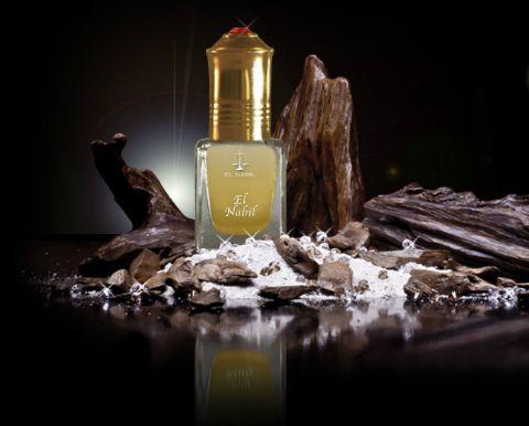Parfum El Nabil - Musc Yassine- 5ml-0