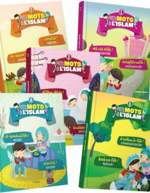 Série petits mots de l'Islam ( Pack de 5 livres )