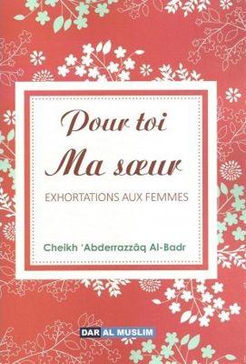 Pour toi ma soeur EXHORTATIONS AUX FEMMES-0