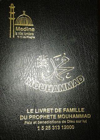 Le Livret de famille ou Passeport du Prophète version fraçaise-0