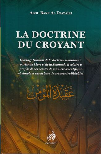 La doctrine du croyant - Abou bakr al-Djazairi-0