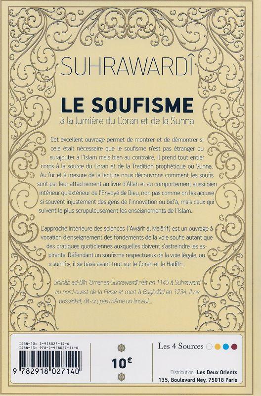 Le Soufisme à la lumière du Coran et de la Sunna ( awarif al maarif )-8086