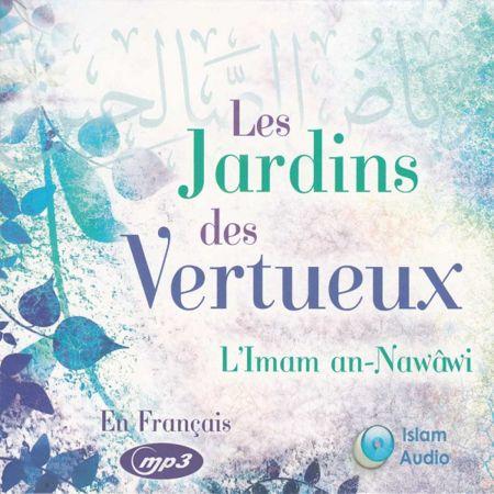 Les Jardins des Vertueux - CD MP3 français-0