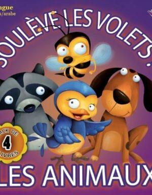 Les animaux - Soulève les volets!-0