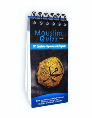 Mouslim Quizz – Le Prophète-0