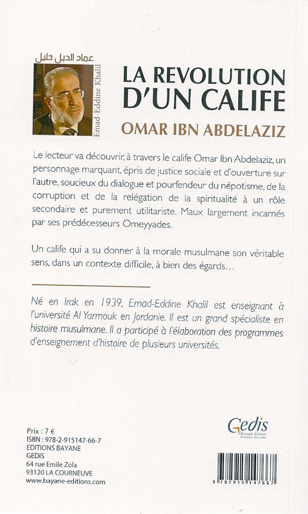 La révolution d'un Calife Omar Ibn Abdelaziz-8337