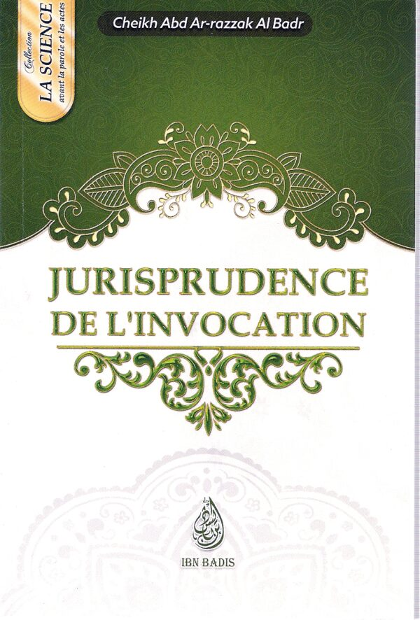 jurisprudence de l'invocation-0