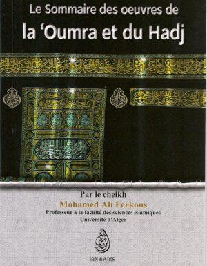 le sommaire des oeuvres de la 'Oumra et du Hadj-0