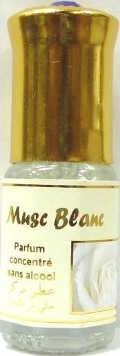 "Parfum Musc d'Or ""Musc Blanc"" 3ml-0"