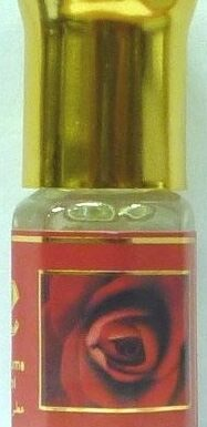 "Parfum Musc d'Or ""Rose"" 3ml-0"