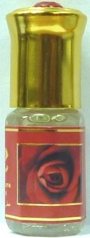 "Parfum Musc d'Or ""Rose"" 3ml-0"