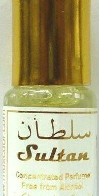 "Parfum Musc d'Or ""Sultan"" 3ml-0"