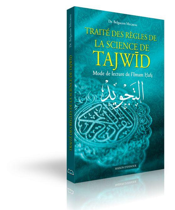 Traité des regles de la science de tajwid mode de lecture de l'Imam Hafs-0