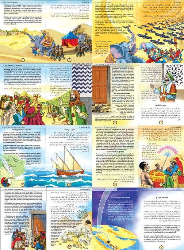 Le Grand Livre de La vie du Prophète Muhammad - حياة النبي صلى الله عليه وسلم-8518