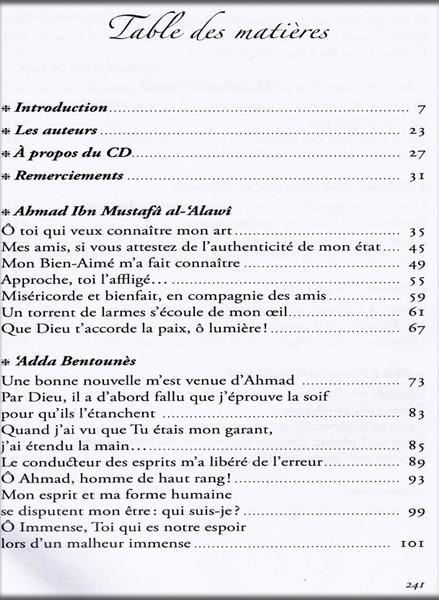 Le chant soufi (Samâ') - M.Chabry - La Caravane-8494