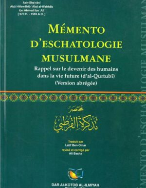 Mémento d´eschatologie musulmane-0