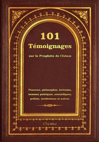 101 Témoignages sur le Prophète de l'Islam-0