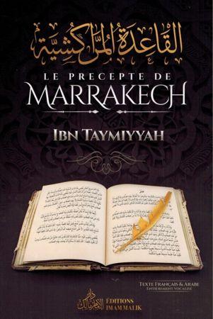 Le precepte de Marrakech-0