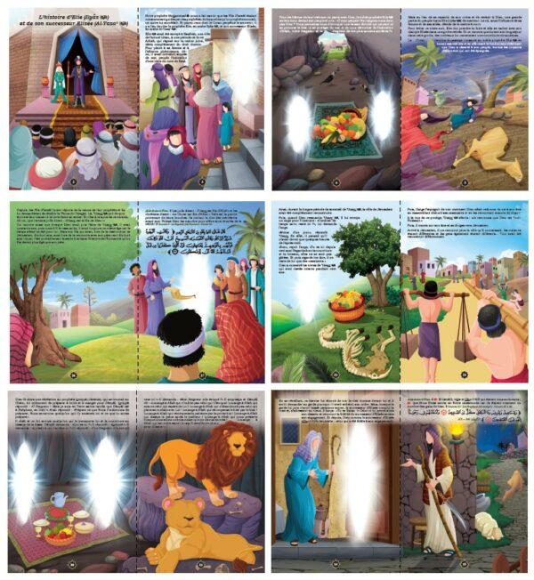 L'authentique des récits des prophètes (illustré) - 2 tomes-8640