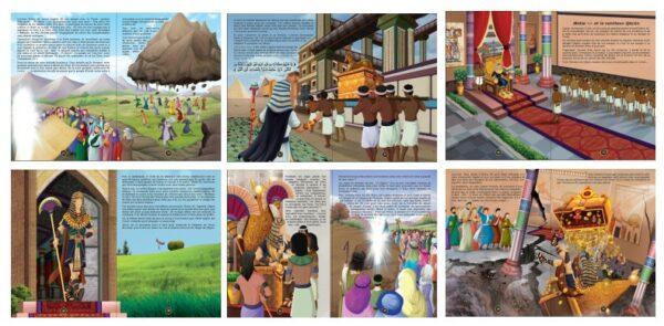 L'authentique des récits des prophètes (illustré) - 2 tomes-8639