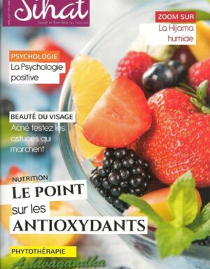 Sihat magazine Bimestriel - Santé et bien-être au naturel - N°1-0
