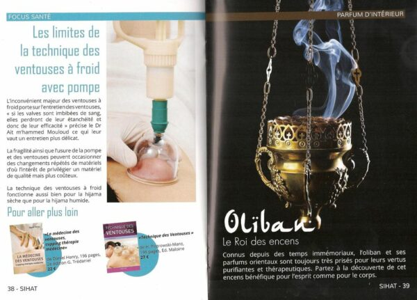 Sihat magazine Bimestriel - Santé et bien-être au naturel - N°1-8708